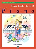 Alfred's Basic Piano Library, Duet Book 2: Learn How to Play Piano with this Esteemed Method (English Edition)