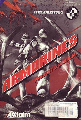 Nintendo 64 Armorines Project S.W.A.R.M. Spielanleitung