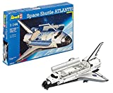 Revell Space Shuttle Atlantis NASA, Kit de Modelo, Escala 1:144 (4544) (04544)