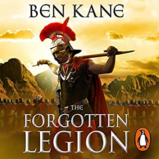 The Forgotten Legion cover art