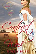 Contract to Wed: Prairie Romance (Crawford Family Book 2)