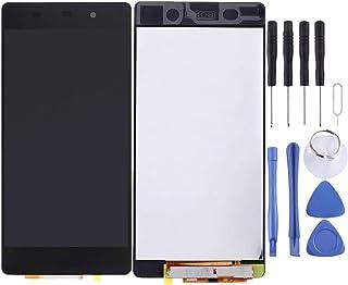 Fixa telefondelar renovera LCD-skärm och digitizer Fullständig montering för Sony Xperia Z2 4G Version tillbehör (Color : ...