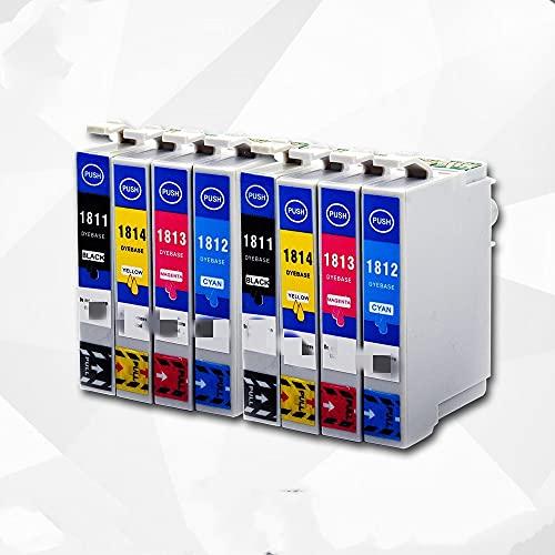 Cartucho de tinta para XP 212 / XP 215 / XP 312 / UXP 315 / XP 412 / XP 412 / XP415XP30 / XP 102 / XP 202 / XP 205 / XP 302 / XP 305 / XP 302 / XP Impresora de tinta completa ( Color : As shown )
