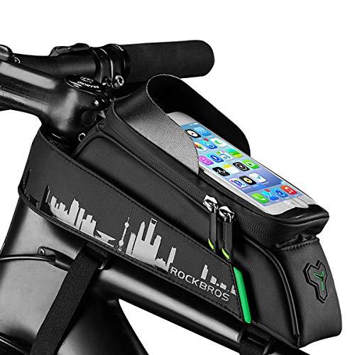 ROCKBROS Fahrrad Rahmentaschen Fahrrad...