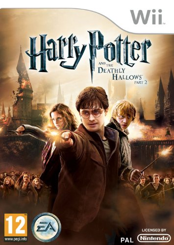 [UK-Import]Harry Potter and The Deathly Hallows Part 2 Game Wii