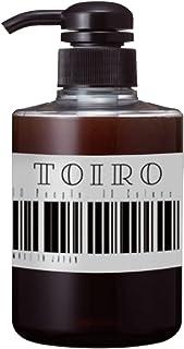 TOIRO 十色 ボタニカル アミノ酸 ノンシリコン オールインワン シャンプー 400ml ボトル
