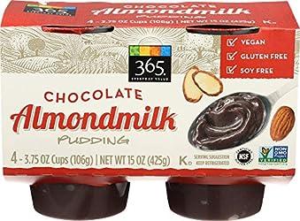 365 Everyday Value Chocolate Almondmilk Pudding, 15 oz