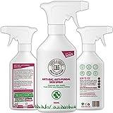 Cooper And Gracie C&G Cruelty Free Pet Care Antibatterico Anti fungine Spray per cani | Tigna Cani Disinfettante | Pelle animale taglia ferite