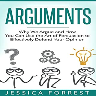 Arguments audiobook cover art