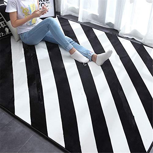QLXG Teppich Moderner Teppich Polyester Teppich und Teppiche für Wohnzimmer Boden Kind Kinder...