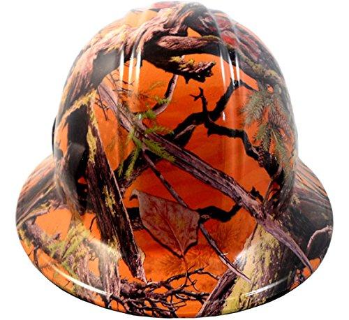 full brim hard hat camouflage - 6