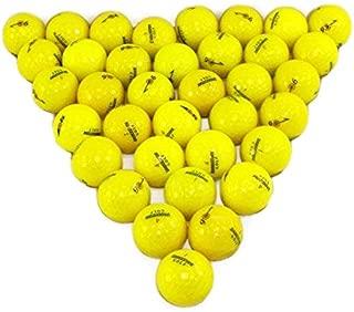 Bridgestone E6 Yellow 36 Pack Golf Balls Mint Condition ()