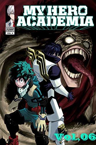 My Hero Academia- Boku no Hero Academia, Vol. 6: Struggling (English Edition)