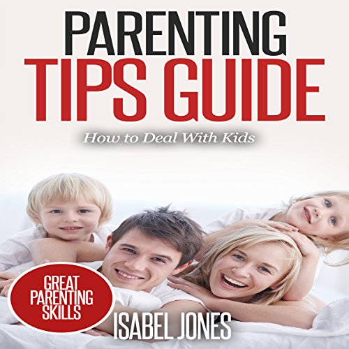 Parenting Tips Guide audiobook cover art