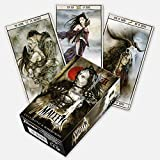 Tarot Deck - Malefic by Luis Royo - Deck of Cards