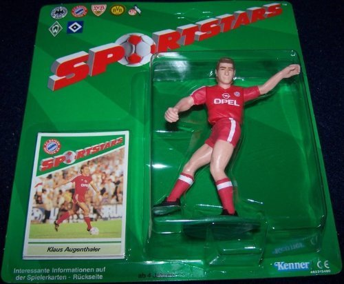 Collectable Sportstars Klaus Augenthaler by Starting Line Up