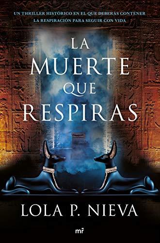 La muerte que respiras (MR Novela Histórica)