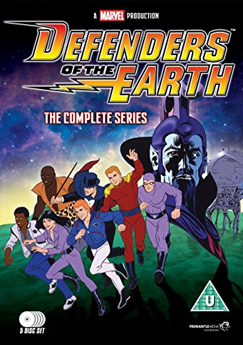 Defenders of the Earth - The Complete Series [DVD] [UK Import]