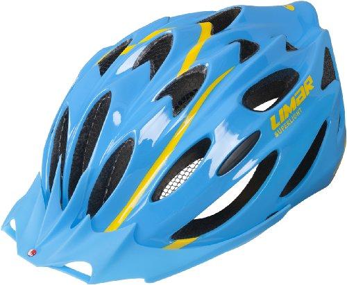 Limar Zubehoer 757 Glanz - Casco de Ciclismo Multiuso, Color Multicolor, Talla...