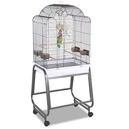 Montana Cages ® | Sittichkäfig, Käfig, Voliere, Vogelkäfig Memphis I - Antik