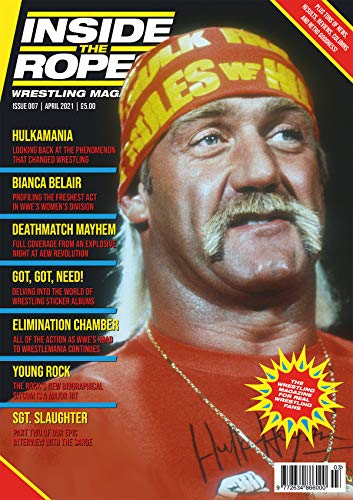 Inside The Ropes Magazine: Issue 7 (English Edition)