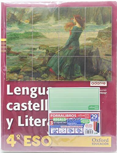Adarve Lengua y Literatura Serie Trama 4º ESO Libro del Alumno Versión...