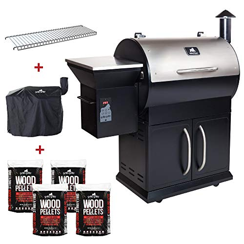 Camp Chef PG24WWSS Woodwind Classic Wood Pellet Grill With Sear Box Review