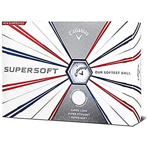 Callaway Supersoft Golfbälle Bild