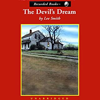 The Devil's Dream audiobook cover art