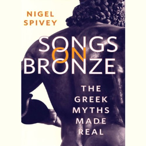 Songs on Bronze audiobook cover art