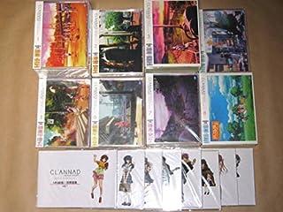 DVD CLANNAD クラナド AFTER STORY 初回限定版 全8巻+京アニショップ特典 MINI線画・背景画集セット