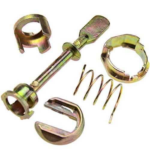Kit réparation pour serrure avec barillet coté gauche ou droite