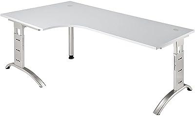 Möbel Tische SchöN Schreibtisch Computertisch Home Office Tisch BÜro Weiss Matt Lackiert Neu Kataloge Werden Auf Anfrage Verschickt