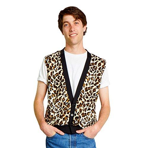 80's Ferris Bueller's Day Off Costume Vest (Medium)