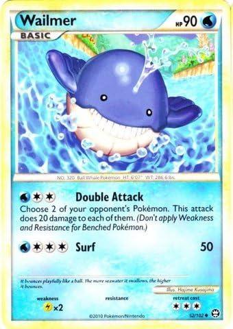 Pokemon Twins 89//102 HS Triumphant Uncommon PERFECT MINT