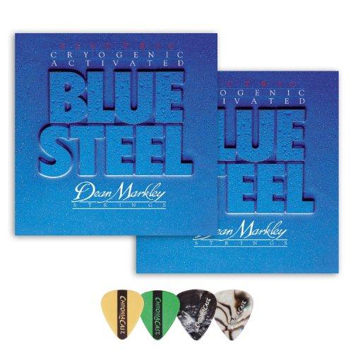 Dean Markley Blue Steel cuerdas para guitarra eléctrica