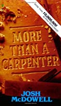 By Josh D. McDowell - More Than a Carpenter (Special) (3/29/80)