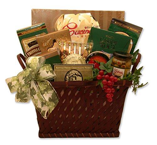 Gourmet Treats for Gourmet Snackers Gift Basket