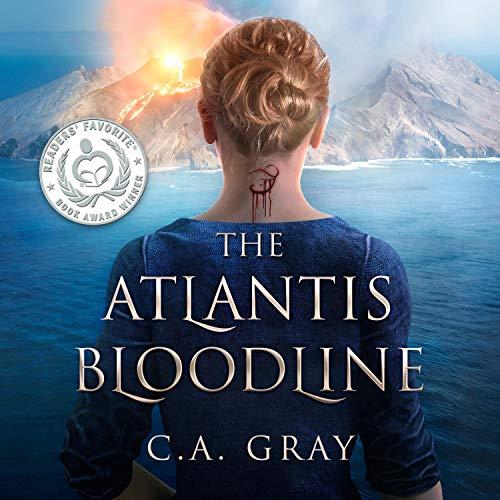 The Atlantis Bloodline cover art