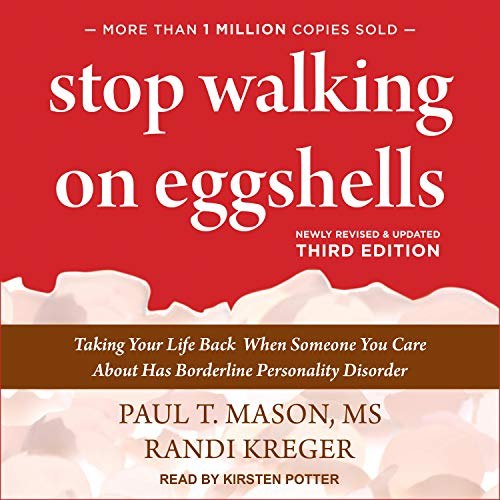 Stop Walking on Eggshells, Third Edition cover art