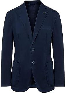 Hackett London Men's Gmd Stretch Cotton Blazer