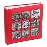 Kenro Montaje de Londres Memo 200 6x4'' Album de fotos [LON101]