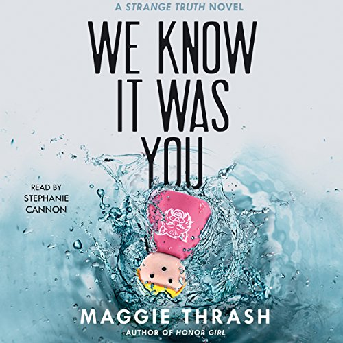 We Know It Was You audiobook cover art