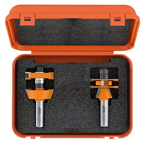 CMT Orange Tools 900.624.11–Spiel von Erdbeeren anpassbar für ensables Ladebuchse und langueta HW Z2S 12D 41,2