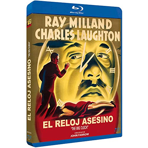 El Reloj Asesino BDr 1948 The Big Clock [Blu-ray]