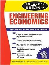 J. Sepulveda's W.Souder's B. Gottfried's Schaum's Outline(Schaum's Outline of Engineering Economics [Paperback])(1984)