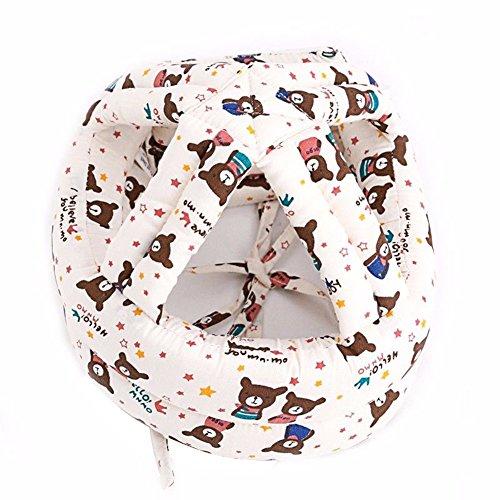 Bonnet de protection de sécurité sans chocs pour nourrisson, tout-petit, bébé, enfant C M