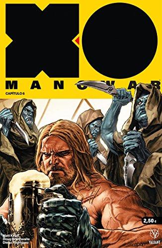 X-O Manowar, 6: General, parte 3 (Valiant - XO Manowar)