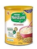 Nestlé Papillas Nestum Cereales para Bebé, 650g