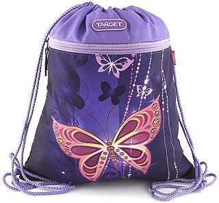 Reflex - Bolsa de gimnasio Gold Butterfly Bebé-Niños